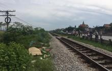 Cắt qua đường sắt, người đàn ông đi xe máy tử vong