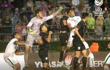 Clip U23 Indonesia chặt chém Thái Lan trước thềm SEA Games
