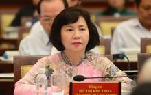 Bà Hồ Thị Kim Thoa về hưu từ 1-9
