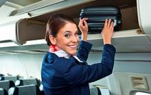 8 bí ẩn sau nụ cười chào đón của tiếp viên hàng không