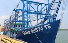 Ngư dân Quảng Nam hạ thủy tàu vỏ thép 17 tỉ đồng