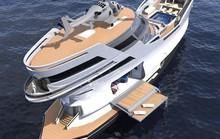 Siêu du thuyền lai tàu cướp biển