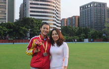 Tú Chinh giành HCV 100 m tại Thái Lan