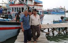 Ngư dân Ninh Thuận cứu sống 28 ngư dân Quảng Ngãi