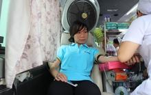 CNVC-LĐ tham gia hiến máu nhân đạo
