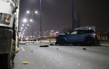 Khởi tố tài xế xe con gây tai nạn trên cầu Sài Gòn