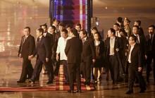 Các lãnh đạo APEC dồn dập tới Đà Nẵng
