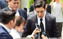 T.O.P (Big Bang) thoát án tù giam