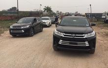 Toyota Highlander 2017 về Việt Nam ngày giáp Tết