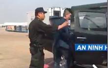 Bắt quả tang doanh nhân Trung Quốc ăn cắp trên máy bay