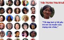 Ba phụ nữ Việt truyền cảm hứng trên toàn thế giới