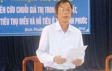 Thu hồi Huân chương Lao động của Giám đốc Sở KH-CN Bình Phước