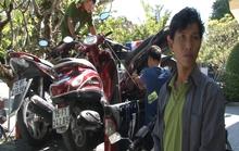 Đi hơn 1.000 km ra Huế tạm trú để trộm hàng loạt xe máy