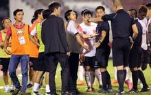 Treo giò 2 năm thủ môn Minh Nhựt và đội trưởng Quang Thanh