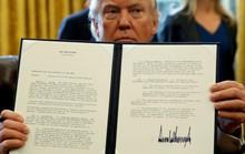 10 sắc lệnh làm xáo trộn thế giới của ông Trump