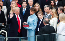 Ông Trump chính thức là tổng thống Mỹ