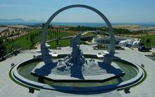 Chiêm ngưỡng Khu tưởng niệm Gạc Ma từ trên không