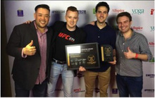 UFC Gym Việt Nam đoạt giải Fitness Best Asia Awards 2017