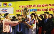 U21 HAGL vô địch, tiếc cho Văn Sơn