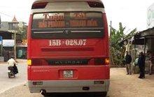 Xe khách 46 chỗ nhồi 80 người, tài xế không có bằng lái