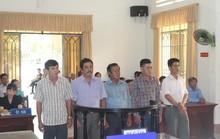 5 bảo vệ rừng đánh người tố cáo cát tặc bị án treo