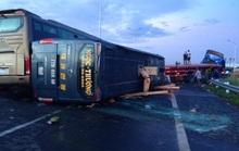 Tai nạn nghiêm trọng trên cao tốc Long Thành - Dầu Giây