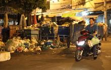 Rùng mình với những nơi tập kết rác giữa nội thành TP HCM