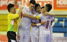 Việt Nam dễ thở tại vòng bảng Giải Futsal châu Á 2018