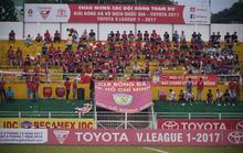 Nhà tài trợ V-League: Không quay lưng mới lạ