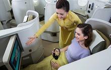 """""""Thật dễ dàng nâng hạng thẻ Vàng"""" với Vietnam Airlines"""