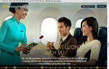 Vietnam Airlines ra mắt chuyên trang điện tử về dịch vụ 4 sao