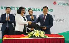 VPBank được chọn nhận ủy thác từ SMEDF