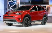 Toyota RAV4 hầm hố nhất ra mắt
