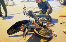 Hai thanh niên tử nạn trên Quốc lộ 50