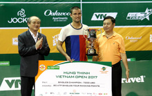 Youzhny vô địch Giải Việt Nam mở rộng 2017