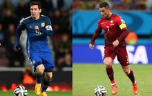 Messi có thể đối đầu Ronaldo ở Copa America