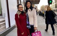 Thái Lan xác nhận bà Yingluck đang ở Anh