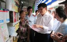 Tiểu thương chợ Kim Biên ngại mang tiếng xấu