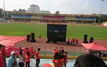 Lắp 15 màn hình khủng 60-120 m2 xem U23 Việt Nam đá chung kết