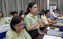 CNVC-LĐ trăn trở về nhà trẻ, thu nhập, đào tạo nghề