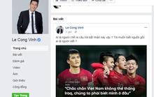Công Vinh truy tìm kẻ bất nhân mạo danh trù ẻo U23 Việt Nam