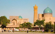 Đất nước đối thủ Uzbekistan đẹp và tráng lệ đến khó tin
