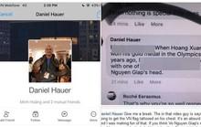 Mời Daniel Hauer lên làm việc vì phát ngôn xúc phạm Đại tướng Võ Nguyên Giáp