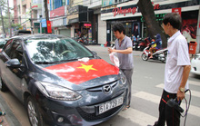 Cả nước tiếp sức U23 Việt Nam