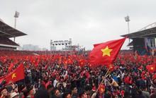 Triệu con tim chào đón những người hùng U23 Việt Nam