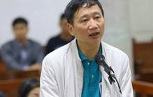 Trịnh Xuân Thanh: Tiền người ta ném vào xe mà bị đề xuất chung thân