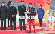 U23 Việt Nam nhận cú đúp danh hiệu tại VCK U23 châu Á