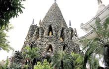 Kỳ thú tháp vỏ ốc cao nhất Việt Nam