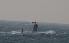 Tàu ngầm Trung Quốc mất mặt vì quá ồn