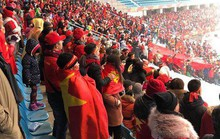 Điều chưa biết về các cổ động viên U23 Việt Nam ở Thường Châu